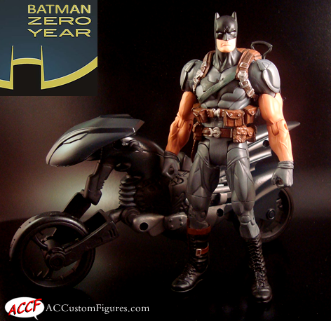 Batman Zero Year by ACCustomFiguresACCF on DeviantArt