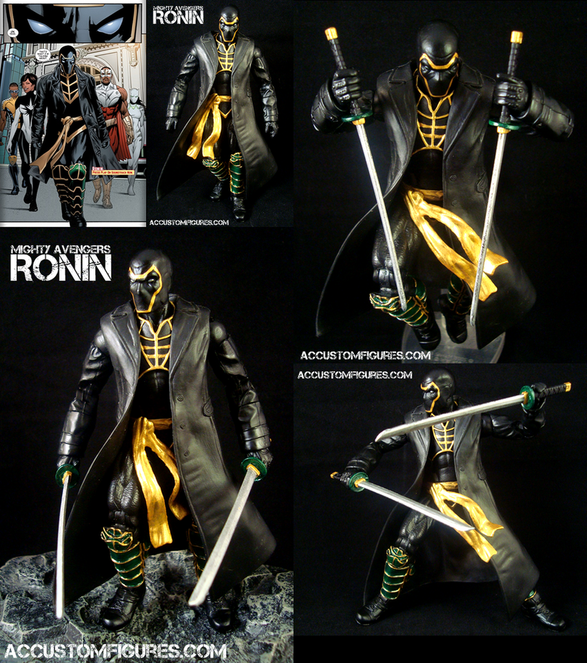 Cool Wallpaper Marvel Ronin - roninda_by_accustomfiguresaccf-d7aqchh  You Should Have_893629.png
