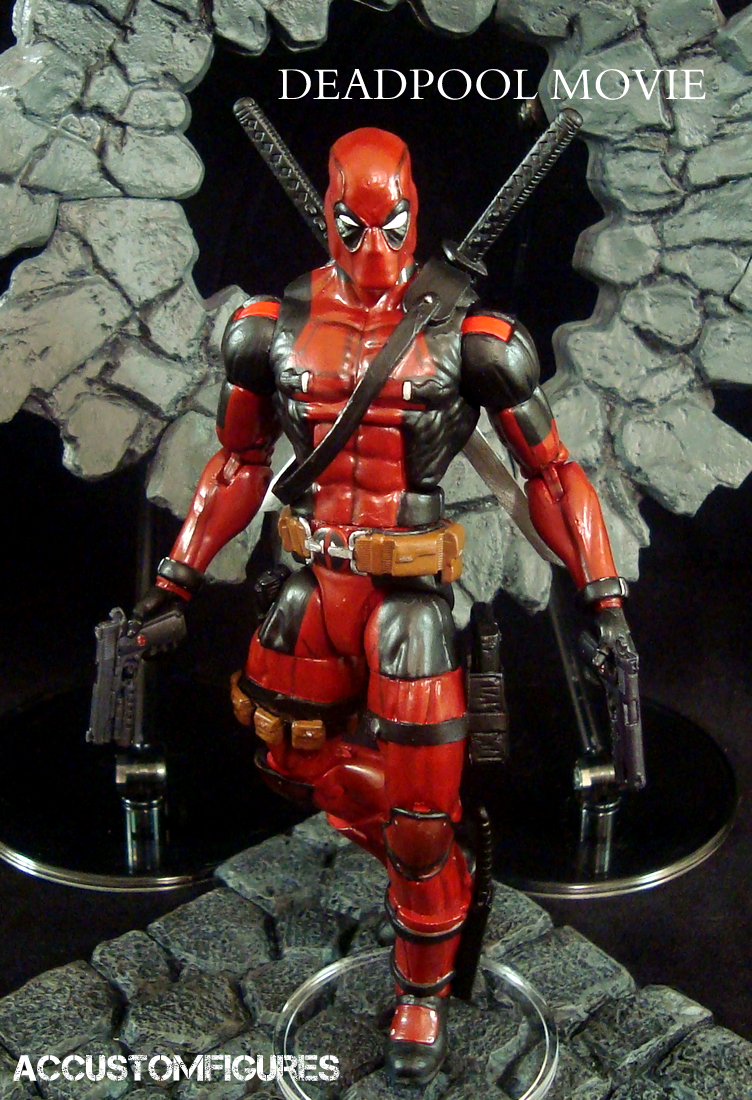 nendoroid deadpool how to take out eyes
