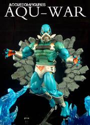 Aqu-War MOTUC original character custom figure by ACCustomFiguresACCF