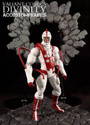 Valiant Comics DIVINITY custom figure