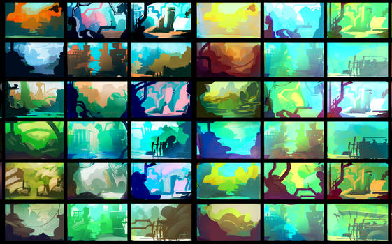 Color script 1