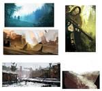 demo sketches