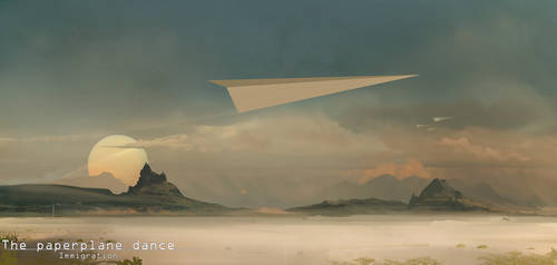 paperplane by Exphrasis