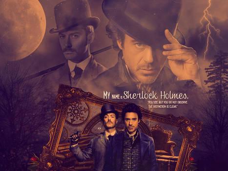 Blend - 8 - Sherlock