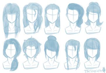 Random Hairstyles Female