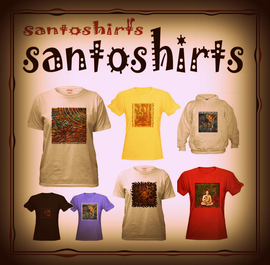 santoshirts 7 by santoshirts