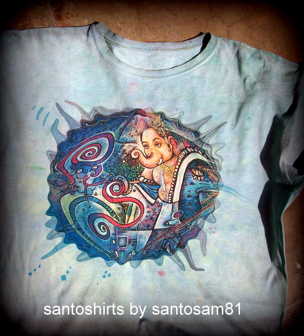 santoshirts by santosam81 ganesh trip by santoshirts