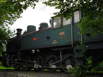 Old locomotive by Makkex