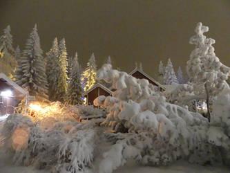 Snow. by Makkex