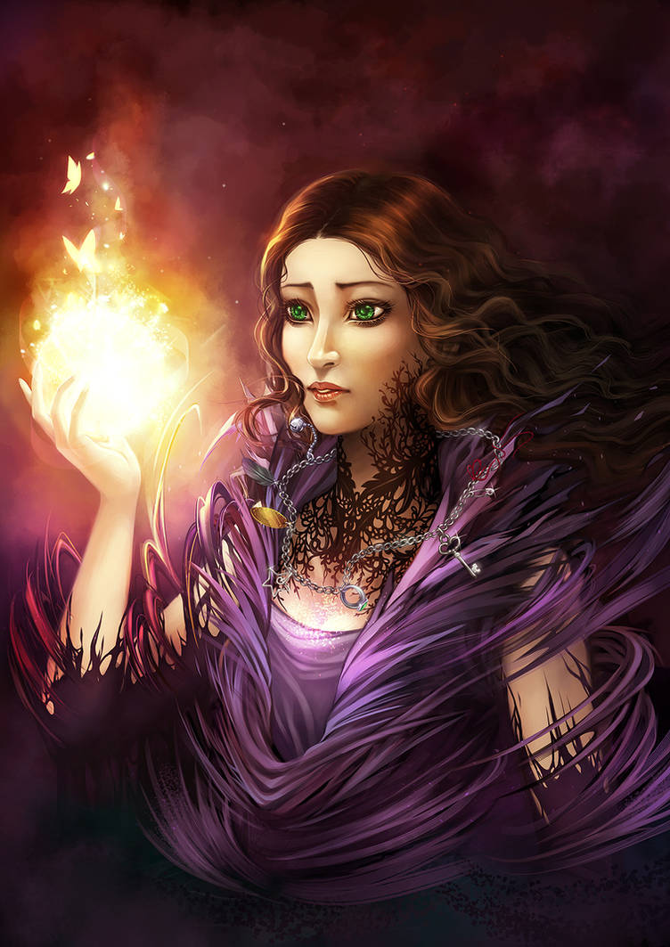 Lena of Light: Only our Will by dawnshue