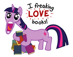Twilight Likes Books