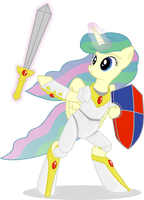 Knight of Equestria by Capt-Nemo