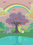 Peace in Ponyville