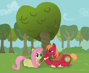 Love is Like a Hurricane and I am a Tree
