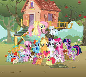 The Crusaders Get Their Cutie Marks