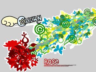 Rose by nivek535