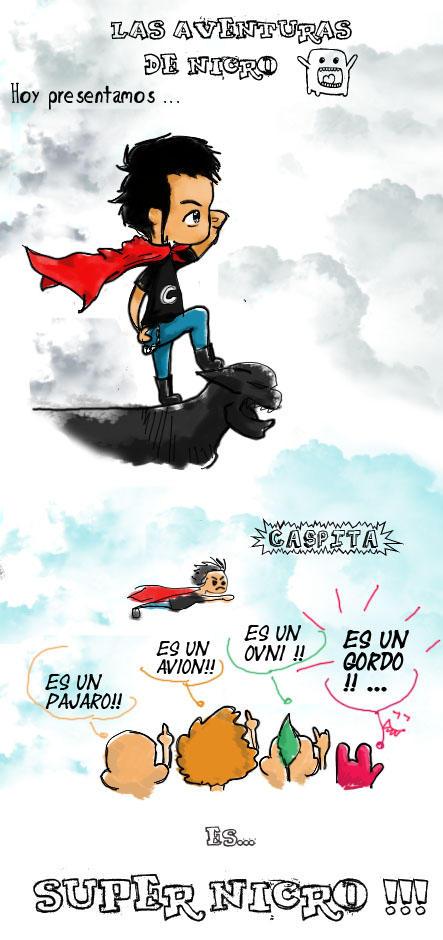 Nicro el SuperGordo