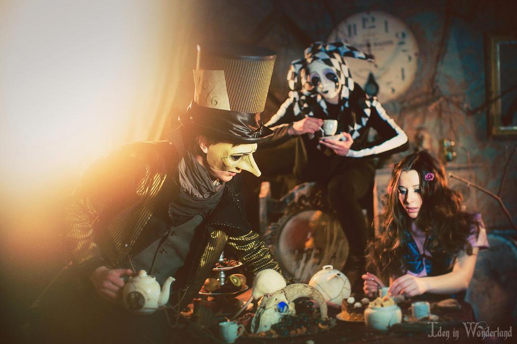 Tea Party 9 by Edward-Jekyll