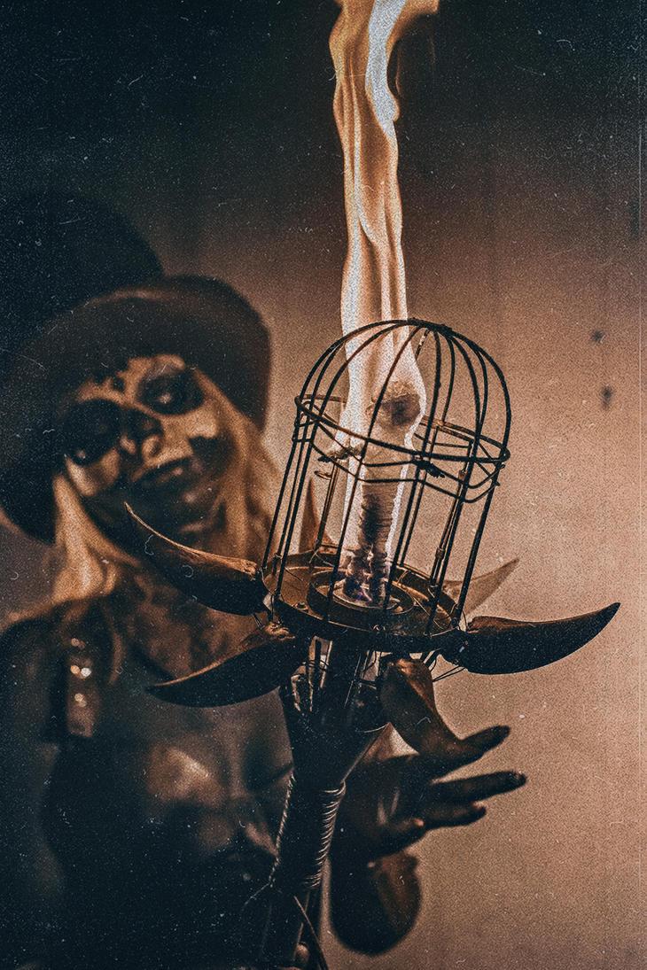 Bitter Queen - 1 by Edward-Jekyll