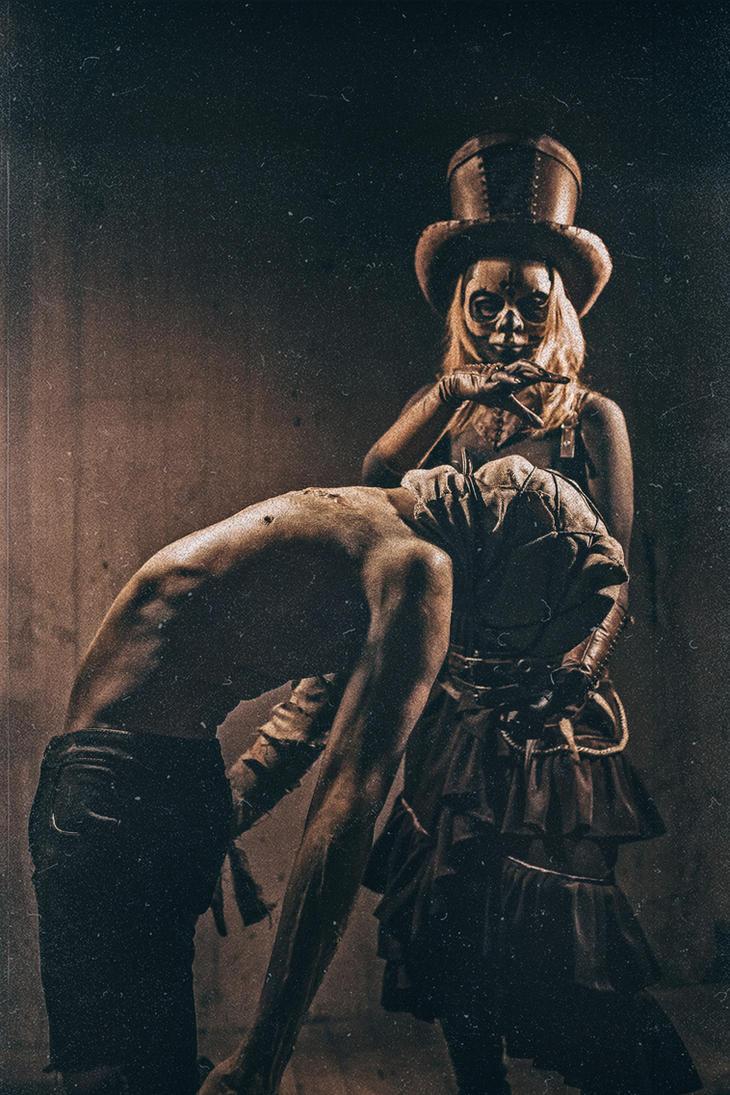 Bitter Queen - 3 by Edward-Jekyll