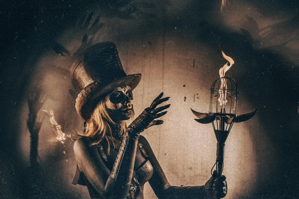 Bitter Queen - 5 by Edward-Jekyll