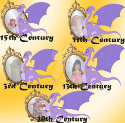 Centuries of Draconus by Tragould