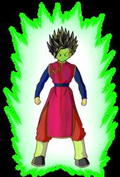 Ikari Future Teen Pan