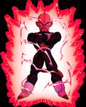 Kaioken Nappa (Z-Fighter)
