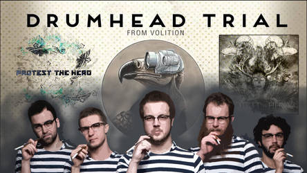 Protest the Hero Wallpaper - Drumhead Trial by DioHard