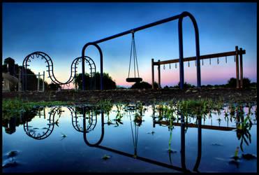 Playground Goliaths by FramedByNature