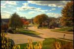 Autumn Streets III