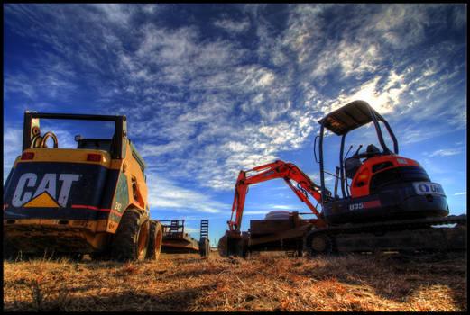 Building the Plains
