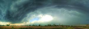 On Oklahoman Plains by FramedByNature