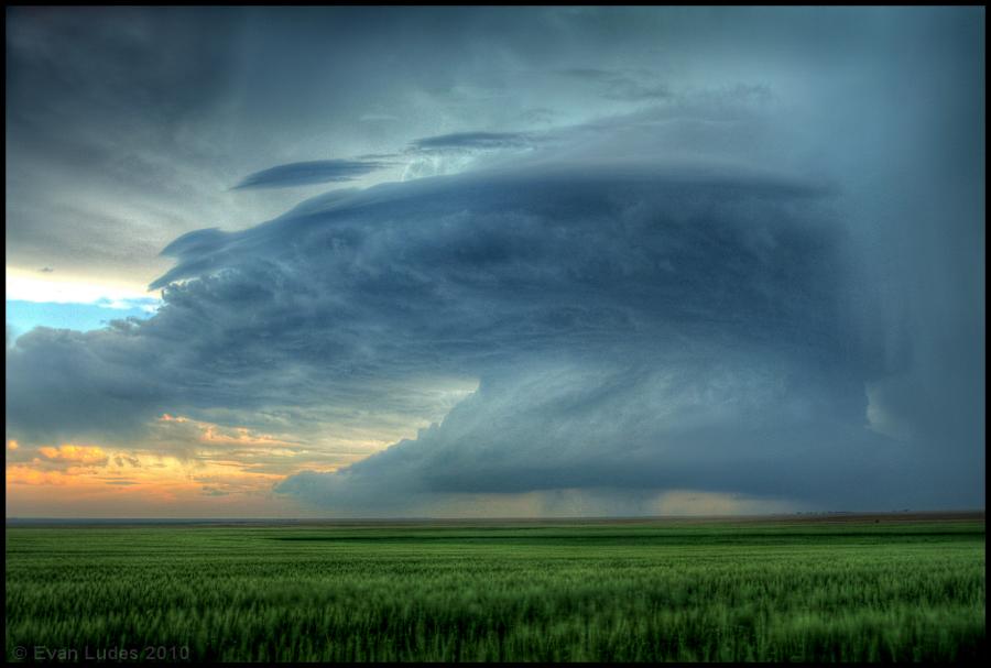 Last Chance Storm II by FramedByNature