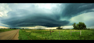 Supercell Panorama