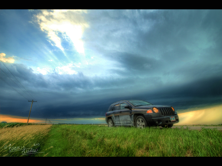 Chaser's Chariot by FramedByNature
