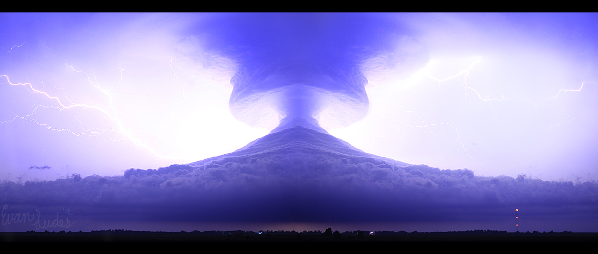 Nature's Nuke by FramedByNature