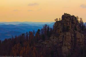 Black Hills in Regression by FramedByNature