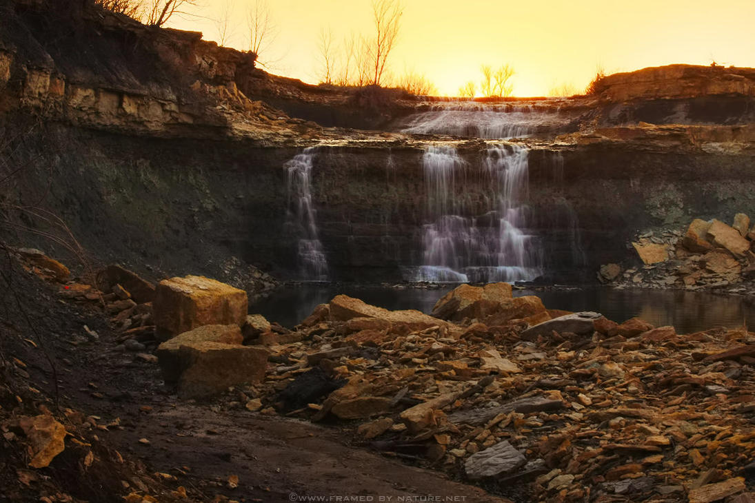 Eureka Gold II by FramedByNature