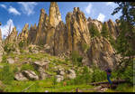 Hiking the Spires