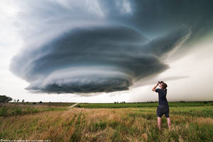 The Storm Chaser by FramedByNature