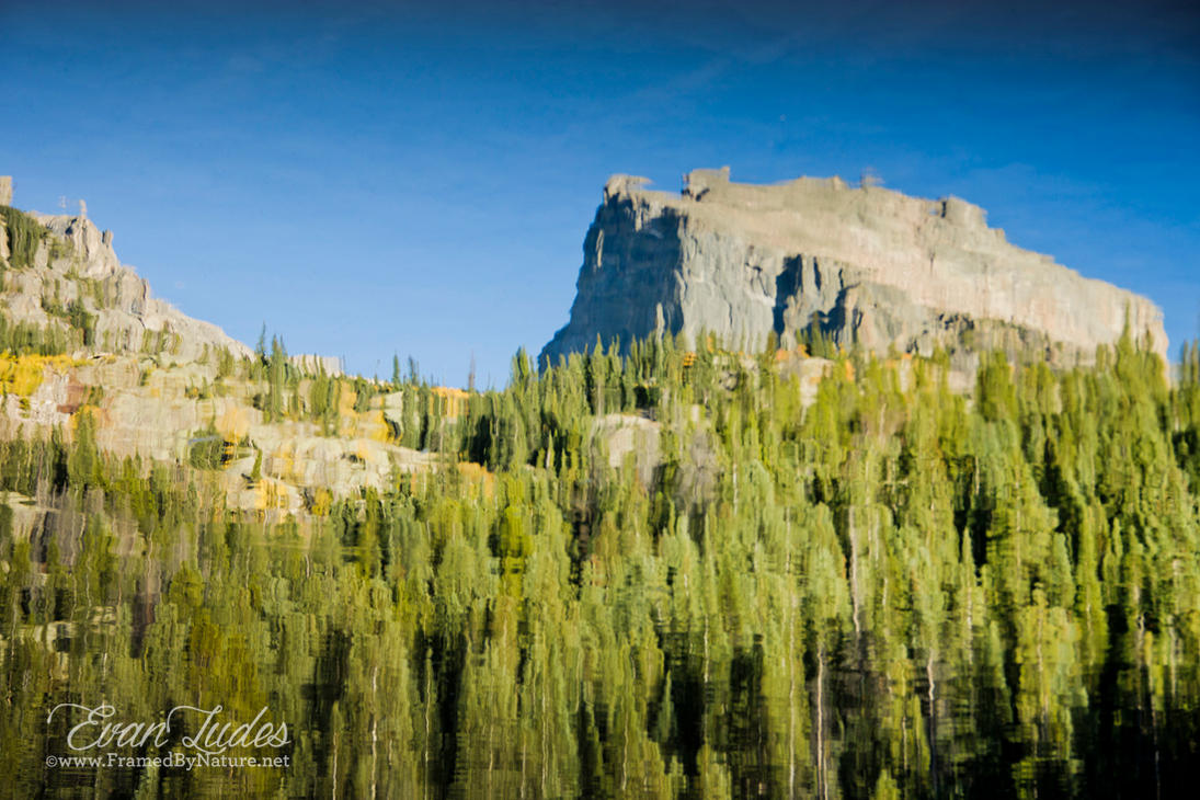 Bear Lake Impressions by FramedByNature