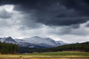 72: Frozen Hills by FramedByNature