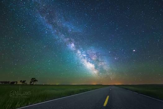 99: The Spirit's Road