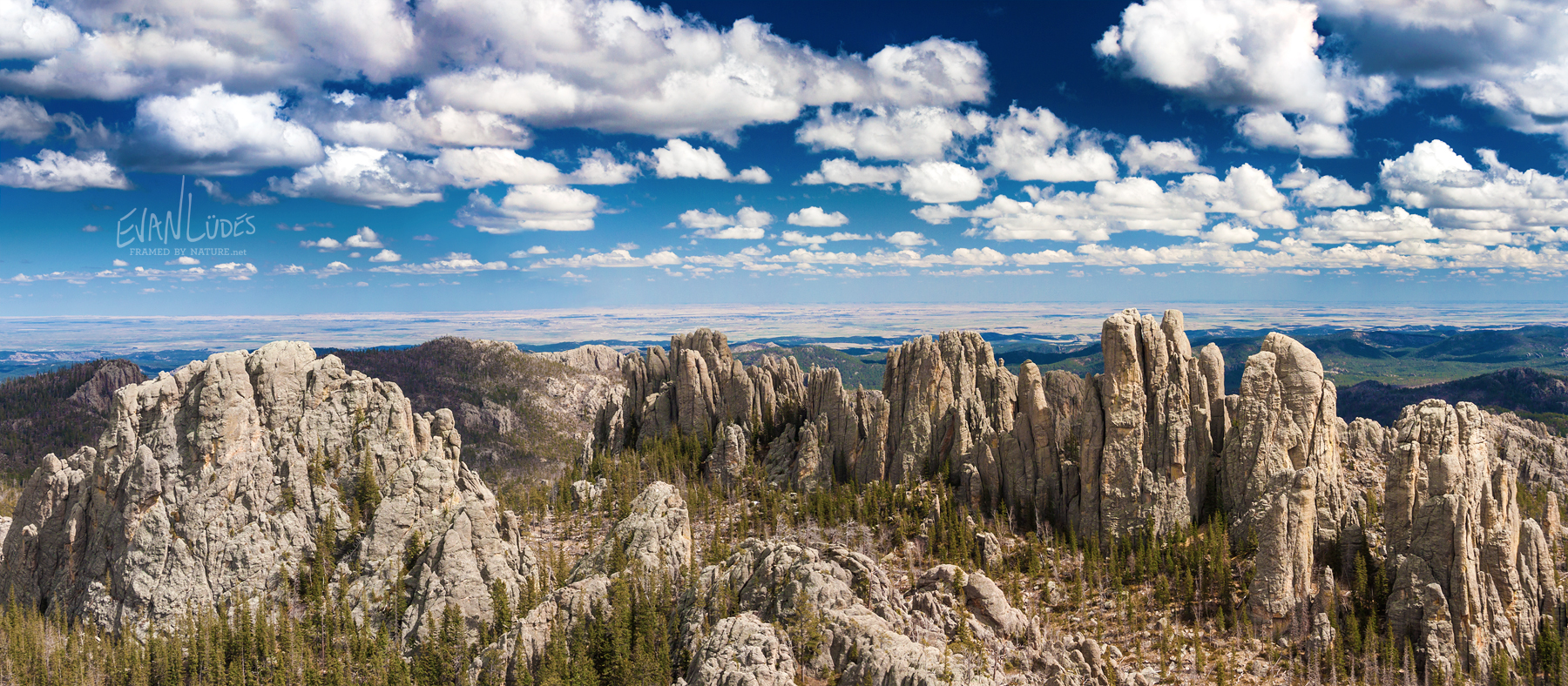 The Granite Cathedral by FramedByNature