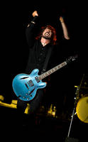 Dave Grohl in Extasy by Zephyr-Z