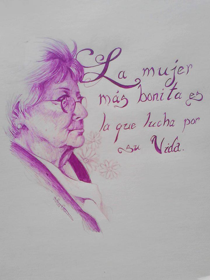 Grandma. by NeMangaWolf