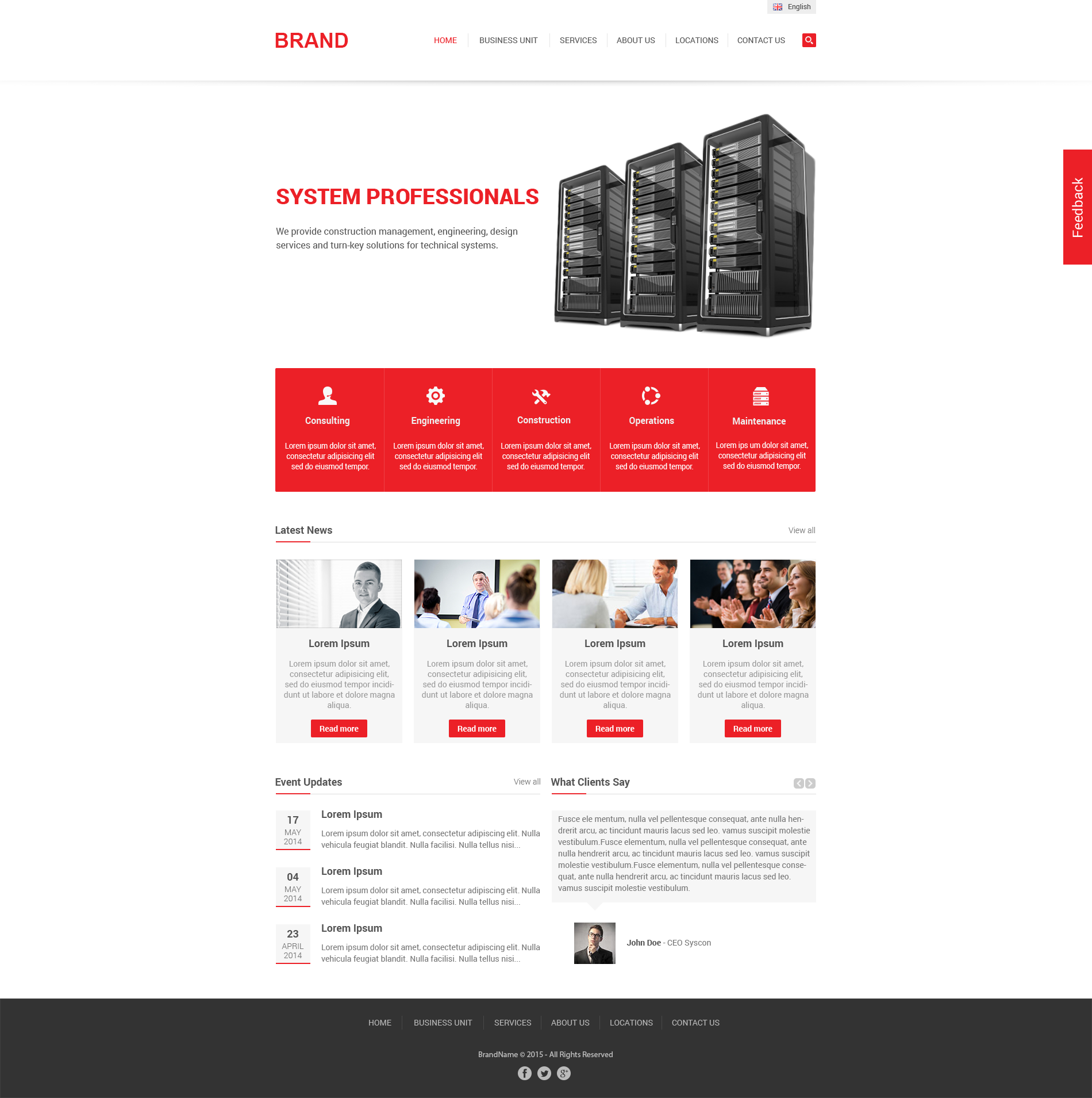 Corporate Design #2.2 by JohnGagiatsos