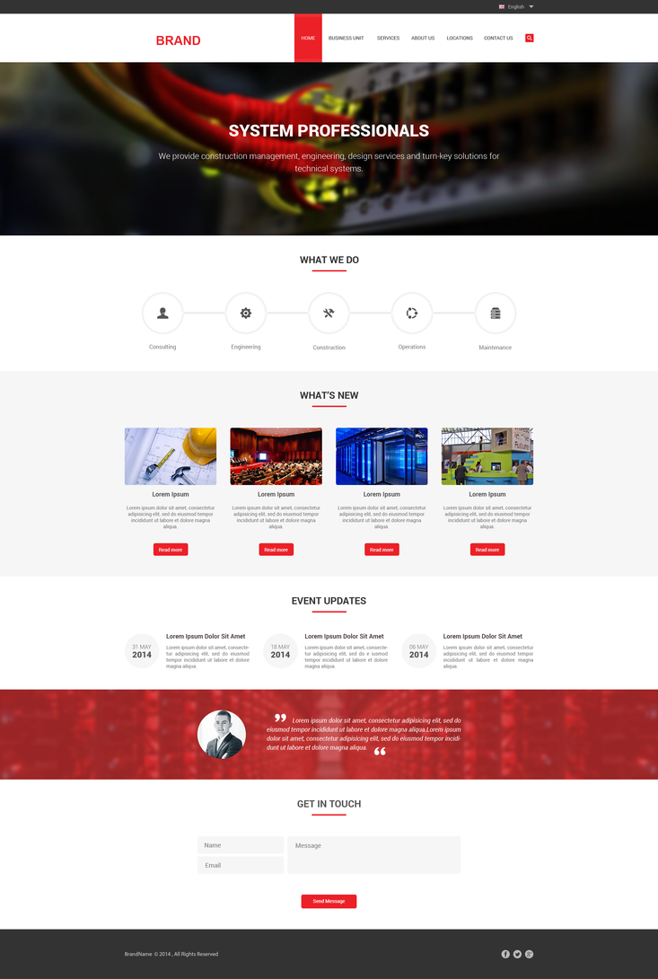 Corporate Design #2.1 by JohnGagiatsos